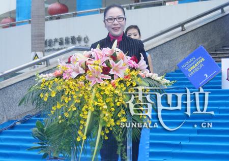 创意港运营方—深圳灵狮公司董事长向帅兵介绍项目图片